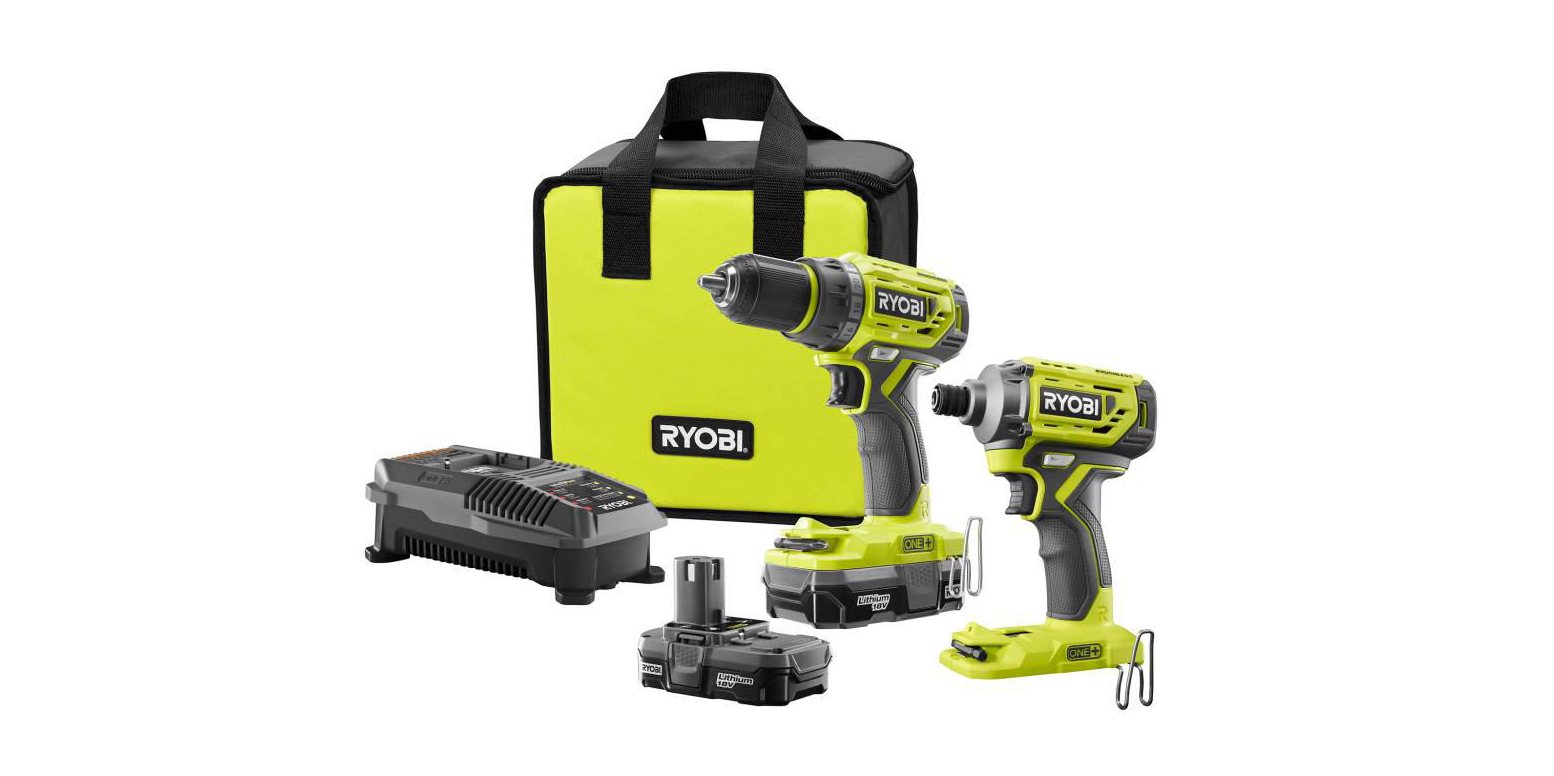 For $199 you'll get two Ryobi drills, two batteries and a charger (Reg. $149)
