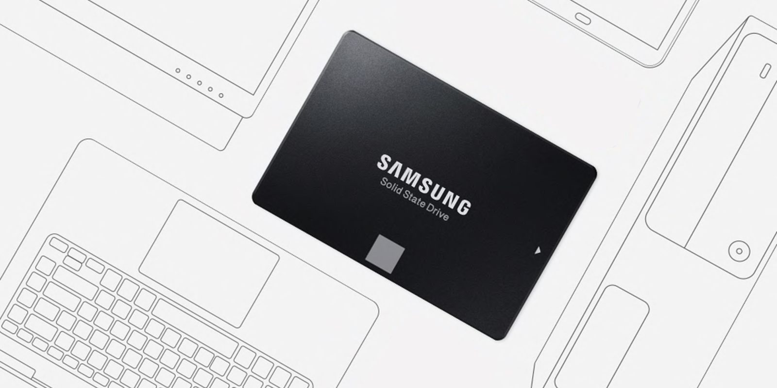 Samsung's 860 EVO 500GB 2.5-inch SSD hits one of its best prices yet at $60