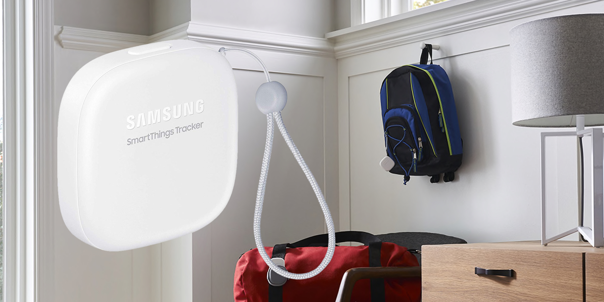 Samsung's SmartThings Tracker provides real-time GPS location monitoring for $72.50 (25% off)