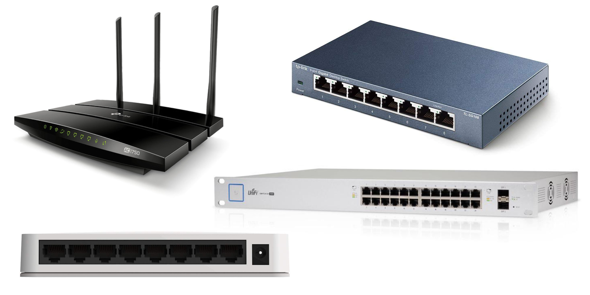 Home Networking Deals Tp Link 8 Port Switch 18 40 Off