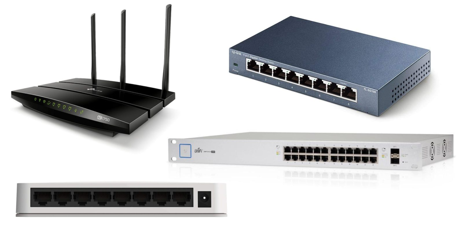 Home Networking Deals: TP-Link 8-Port Switch $18 (40% Off