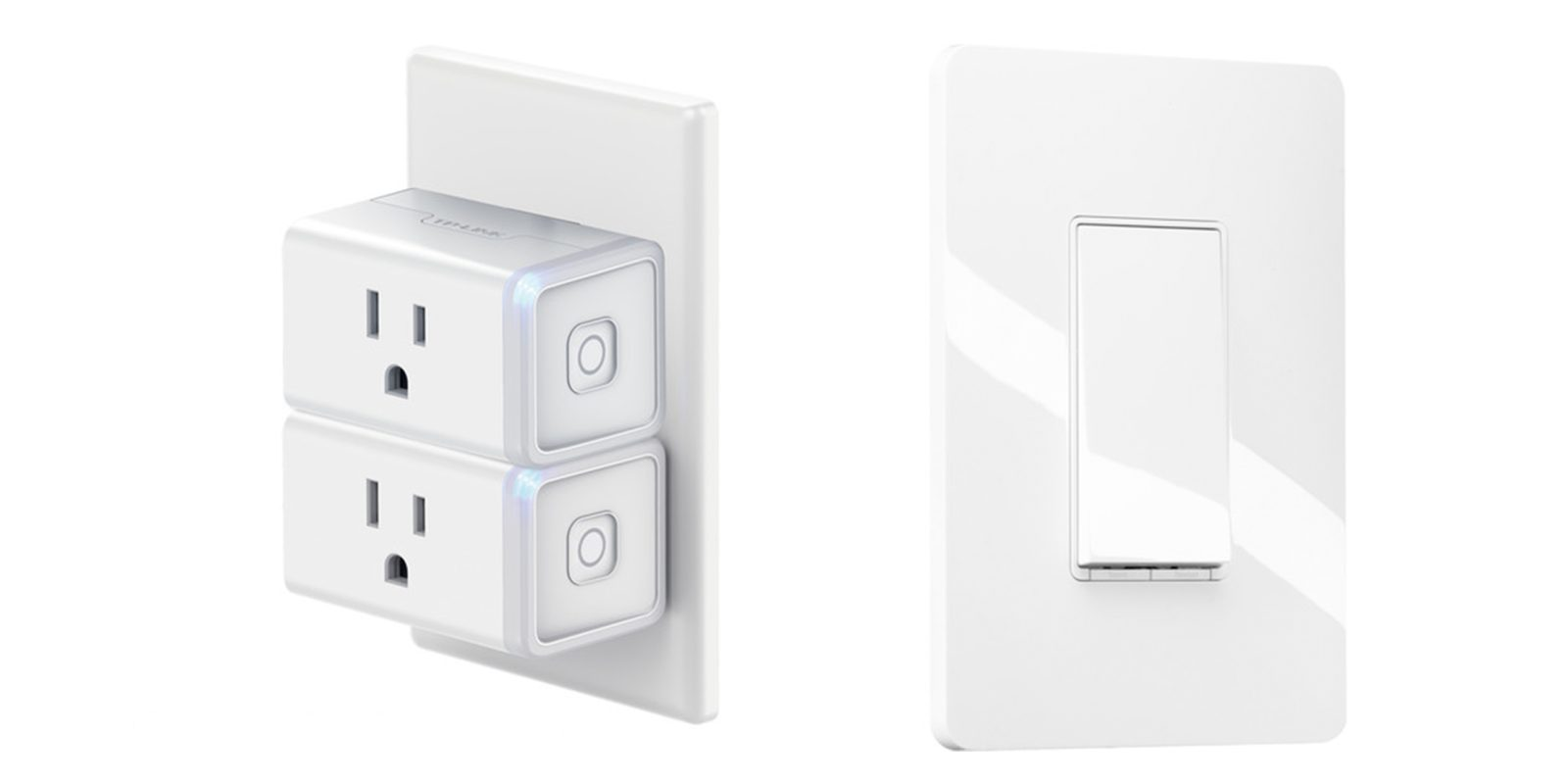 Your choice of two TP-Link Smart Plugs or Light Switches