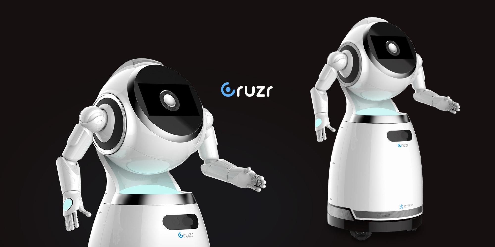 """Résultat de recherche d'images pour """"ROBOTS, CES 2019, Cruzr"""""""