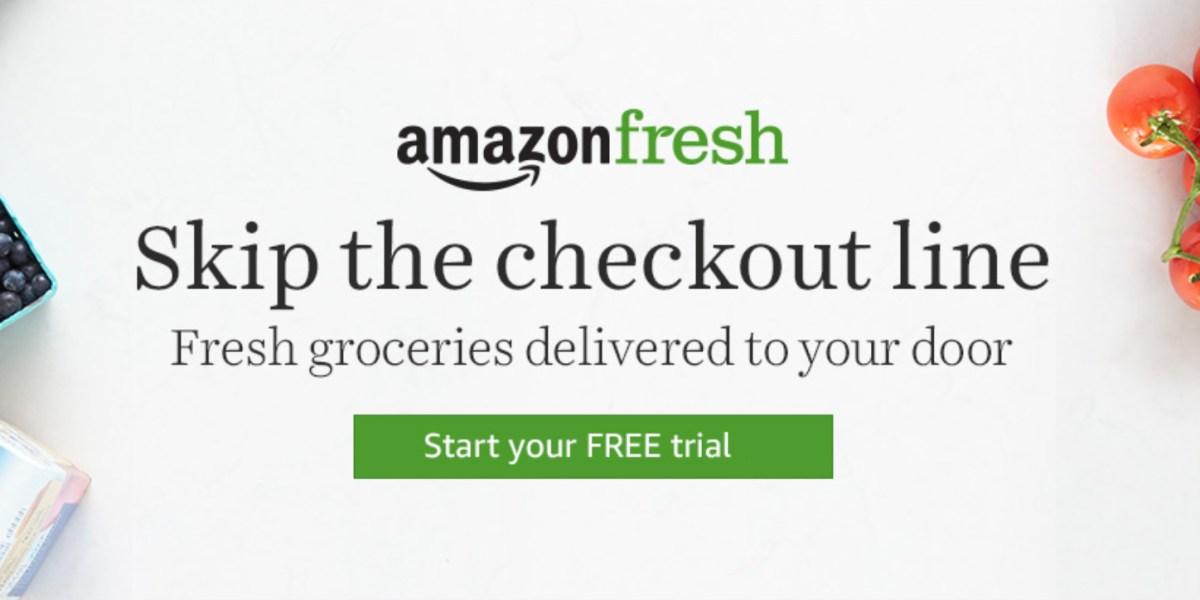 What is AmazonFresh?