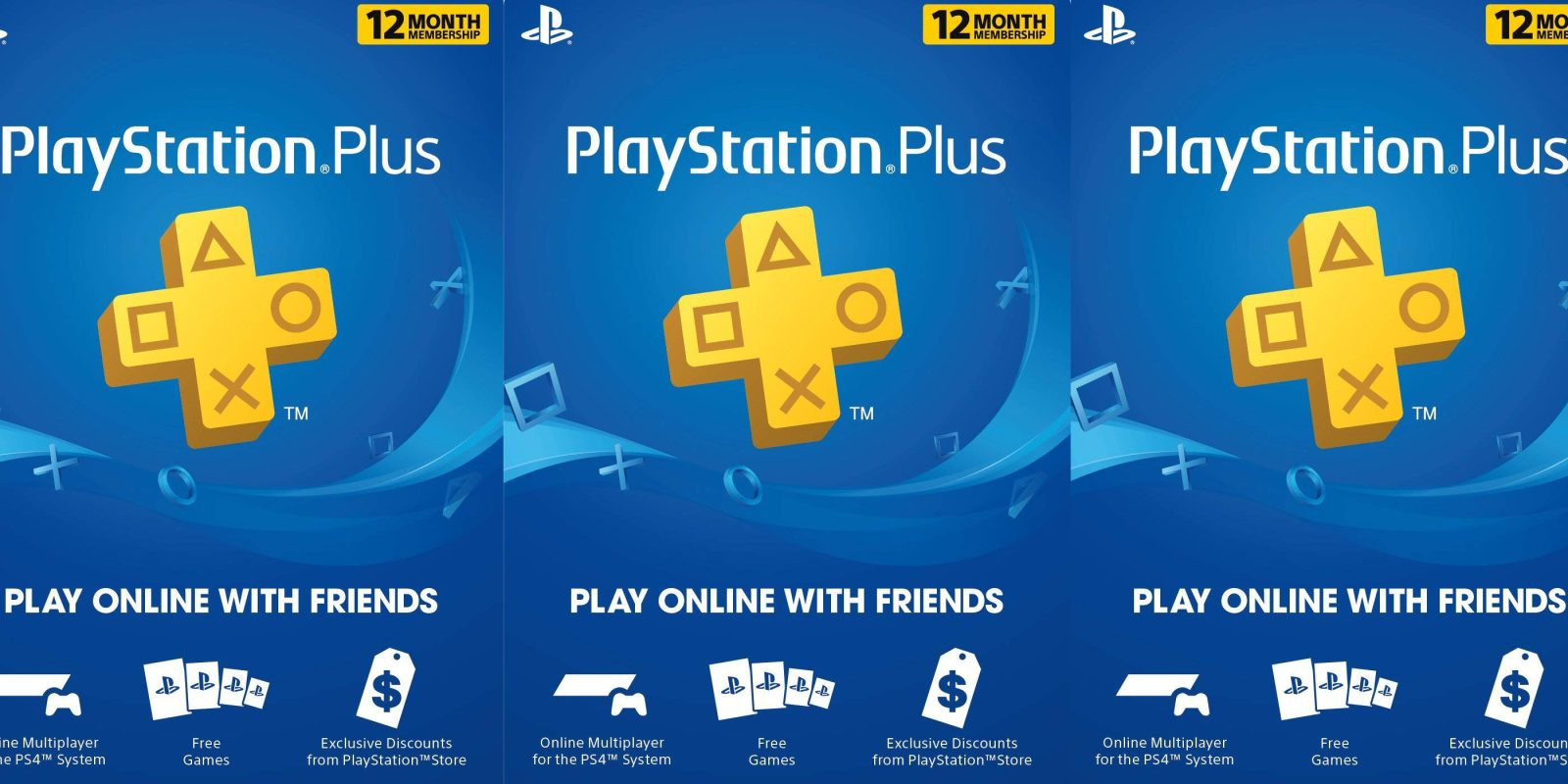 1-year PlayStation Plus memberships are now just $38 shipped (Reg. $60)