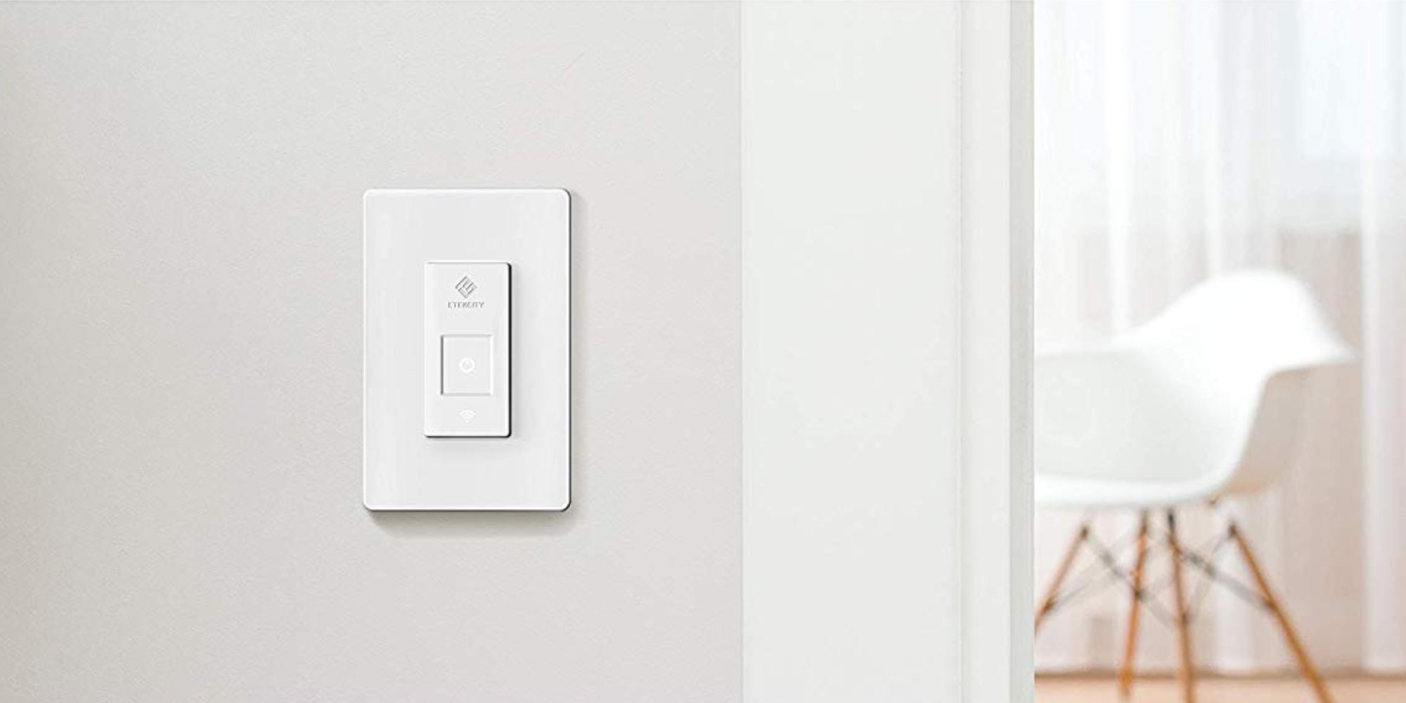 Ditch smart bulbs w/ a 2-pack of Alexa-compatible Light Switches for $26 shipped (Reg. $40)