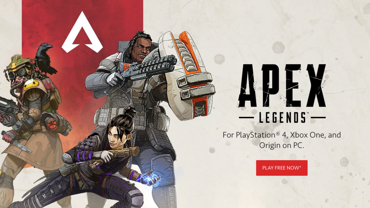 Apex Legends cheaters banned by the thousands