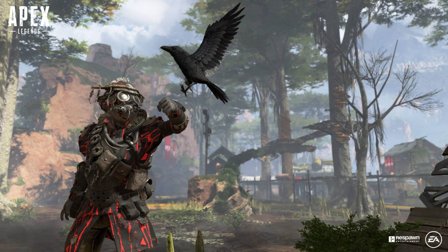 Apex Legends cheaters highlight lack of reporting system