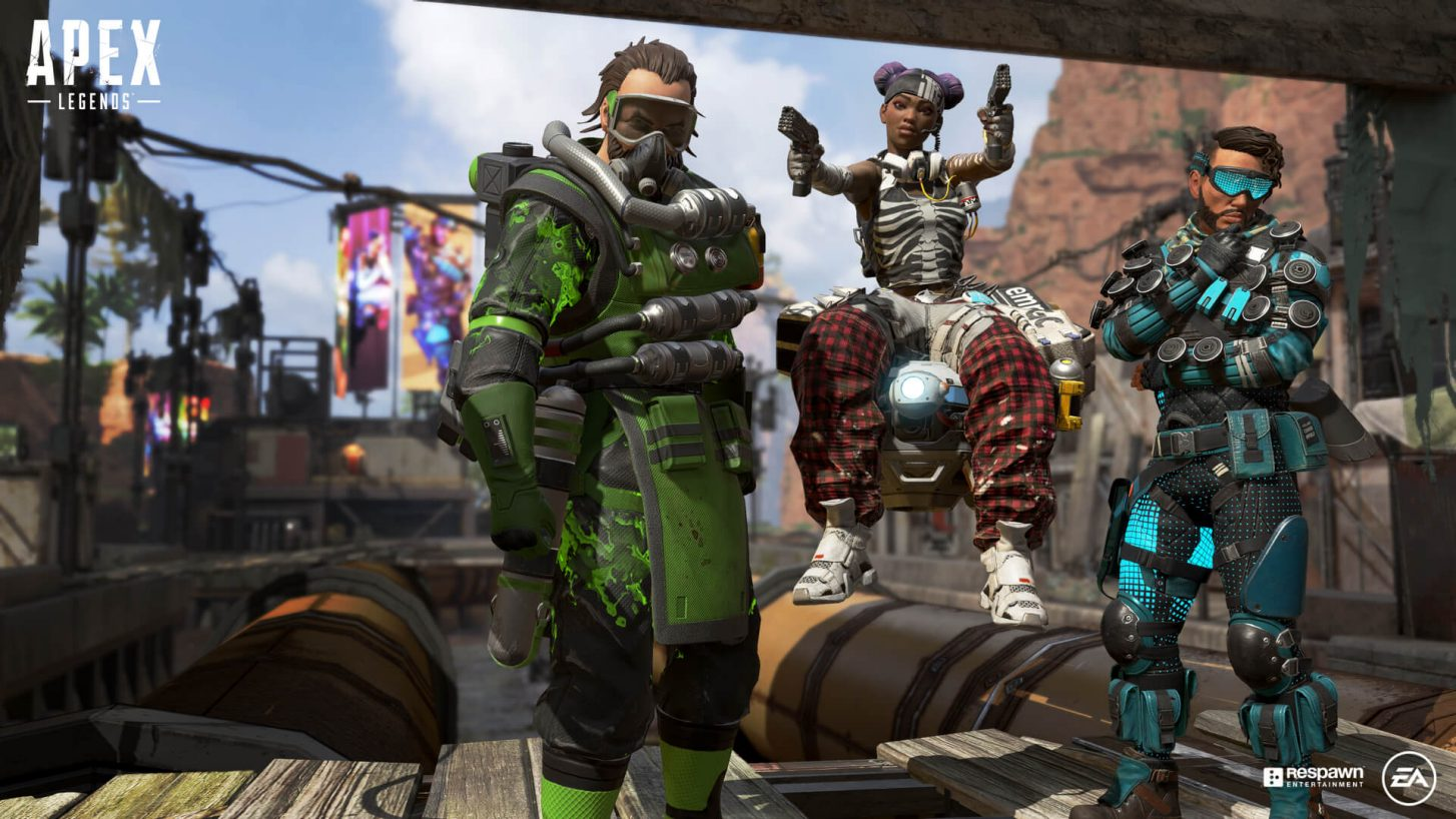 Apex Legends to get a Solos mode for a limited time starting next week
