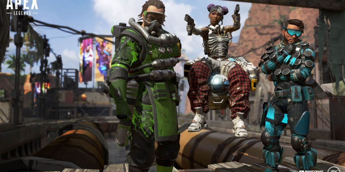 Apex Legends Heroes help the new shooter hit 10 million players