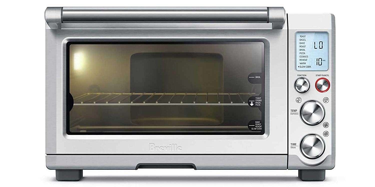 Add A Breville Smart Oven Pro To Your Kitchen Setup For