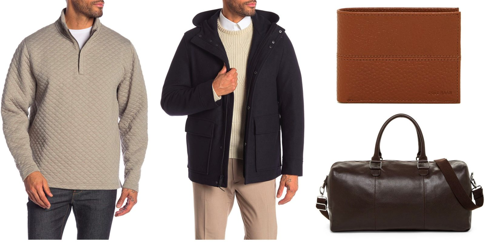 535f2246d0 Cole Haan wallets, apparel, backpacks and more from $20 during Hautelook's  Flash Sale