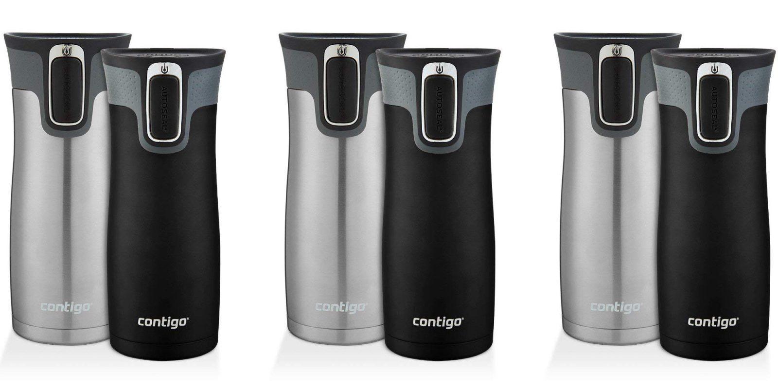 The popular Contigo AUTOSEAL coffee mug hits an Amazon low at $8.50