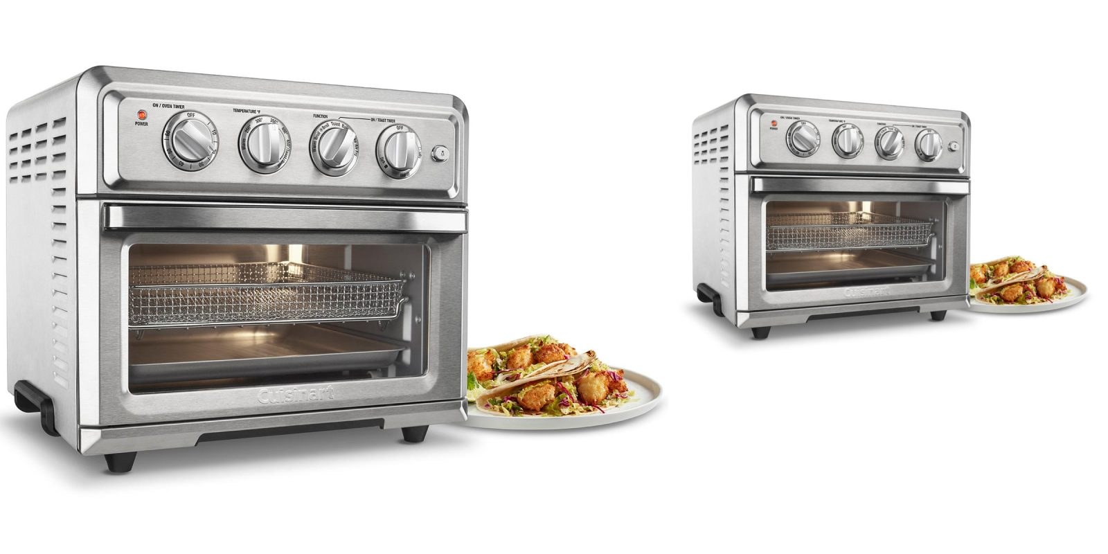 Get The Cuisinart Air Fryer Toaster Oven While It S Nearly