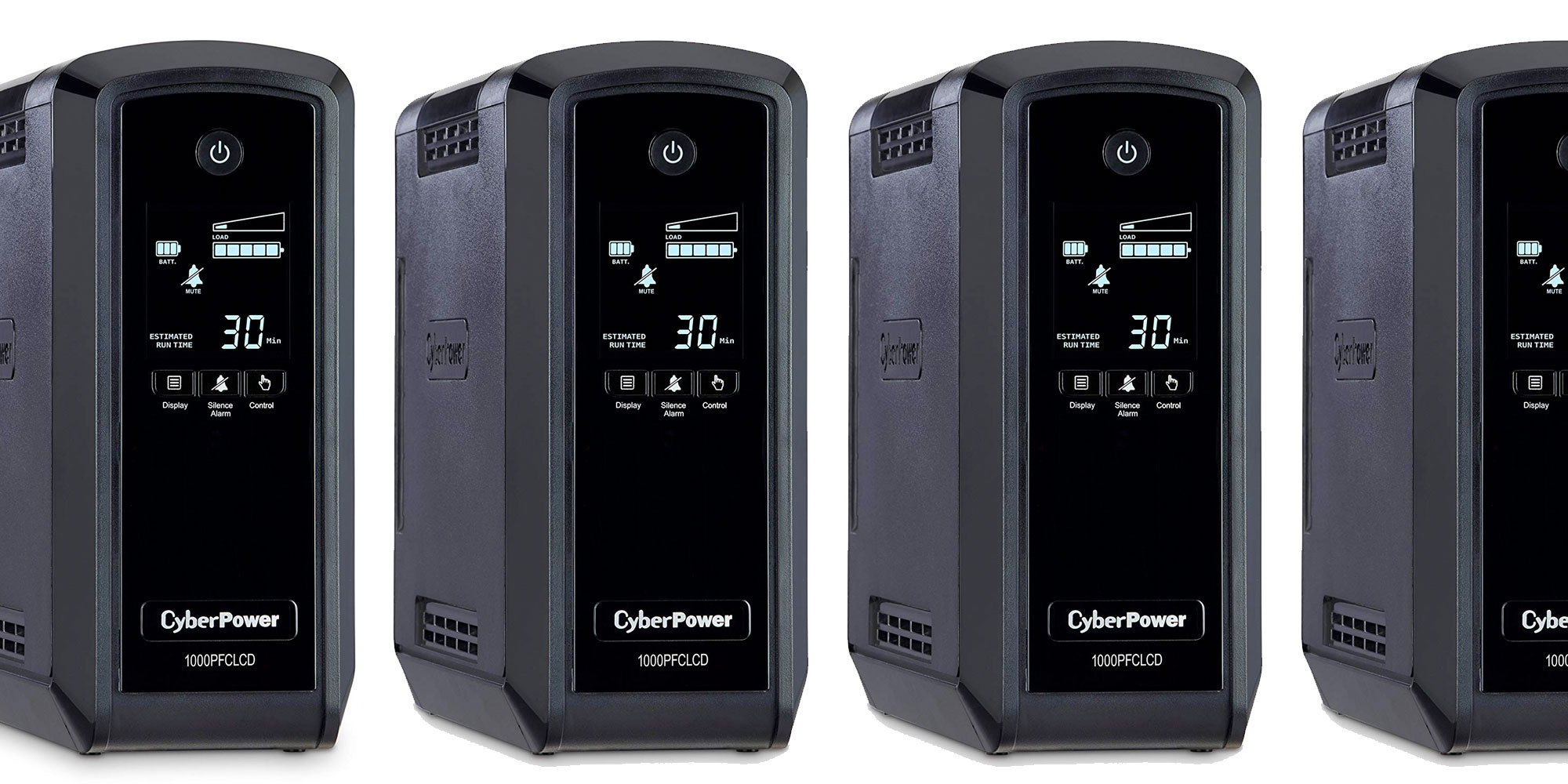 Avoid power outages w/ CyberPower's 1000VA UPS system for $100 shipped (Reg. $160)