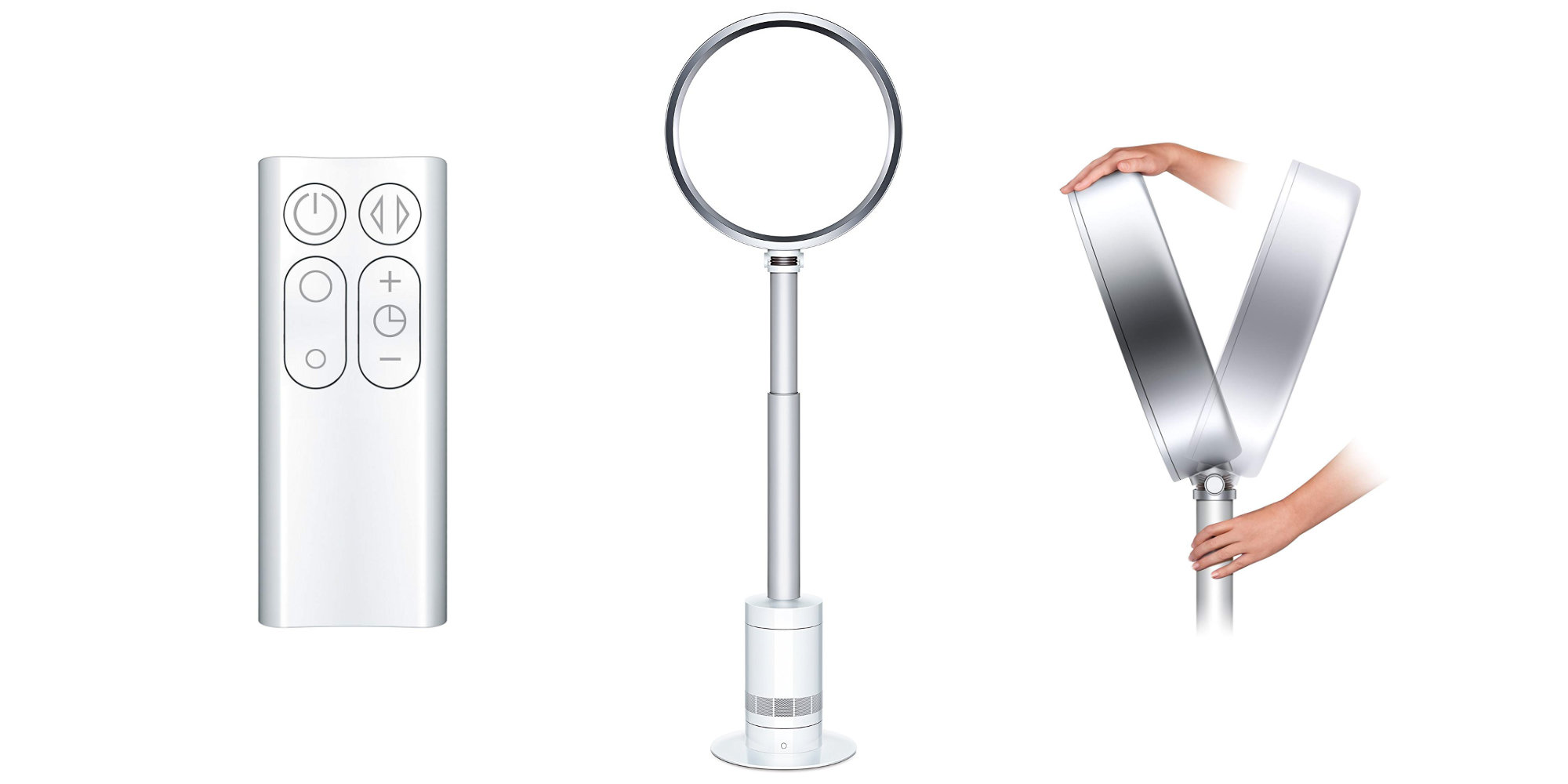 The blade-less Dyson Pedestal Fan nearly reaches its all-time low: $152 (Refurb, Orig. $450)