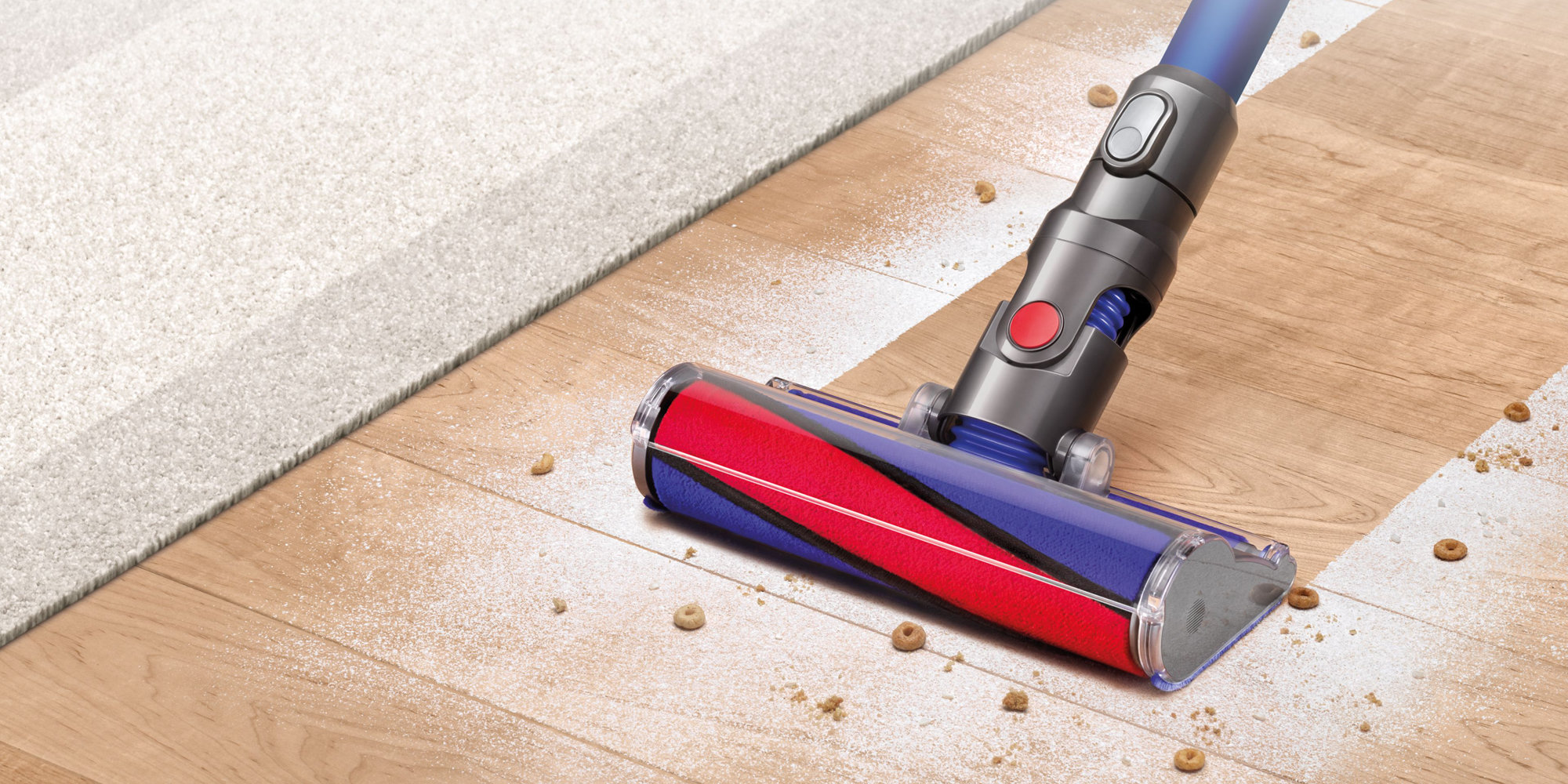 Clean messes w/ Dyson's V6 Fluffy Vacuum + 3 Extra Tools for a new low of $160 ($300+ value)