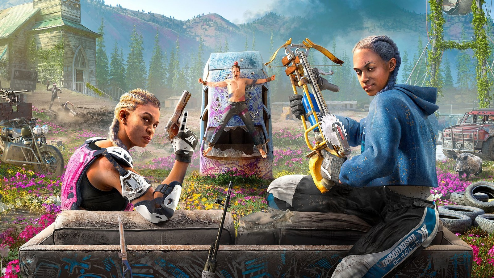Today's Best Game Deals: Far Cry New Dawn $20 or less, Assassin's Creed Odyssey $25, more