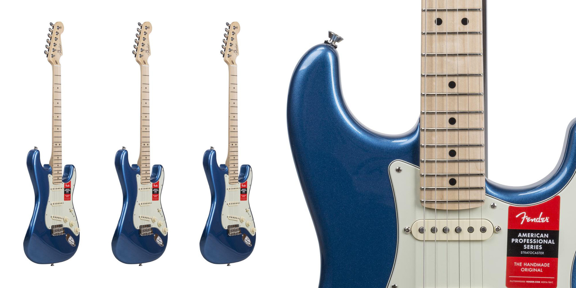 Fender American Strats are as much as $550 off today w/ deals starting from $1,099 shipped