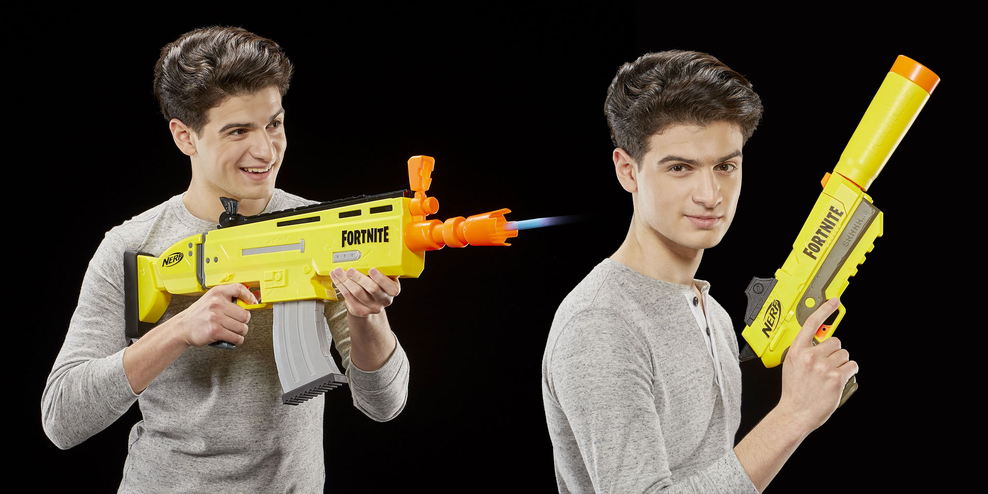 The Fortnite x NERF crossover is here to bring your favorite game to life