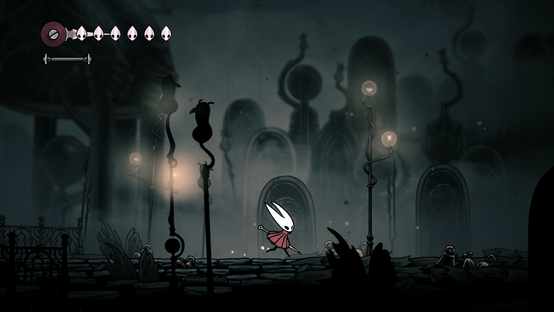 Hollow Knight: Silksong coming soon