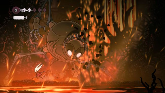 Hollow Knight: Silksong boss battles