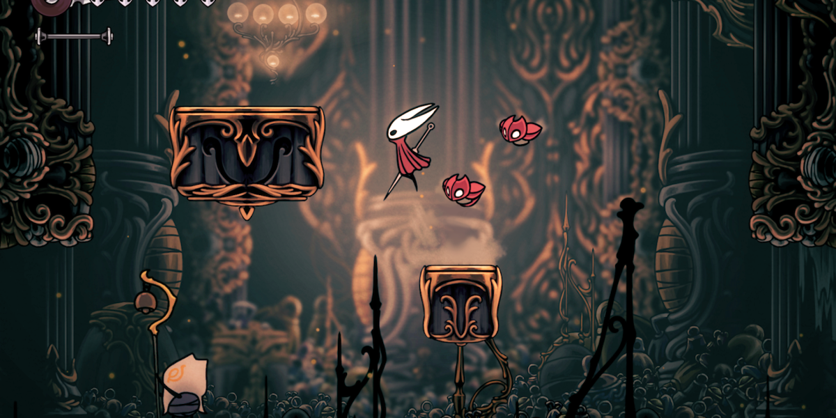 Hollow Knight: Silksong coming to Nintendo Switch