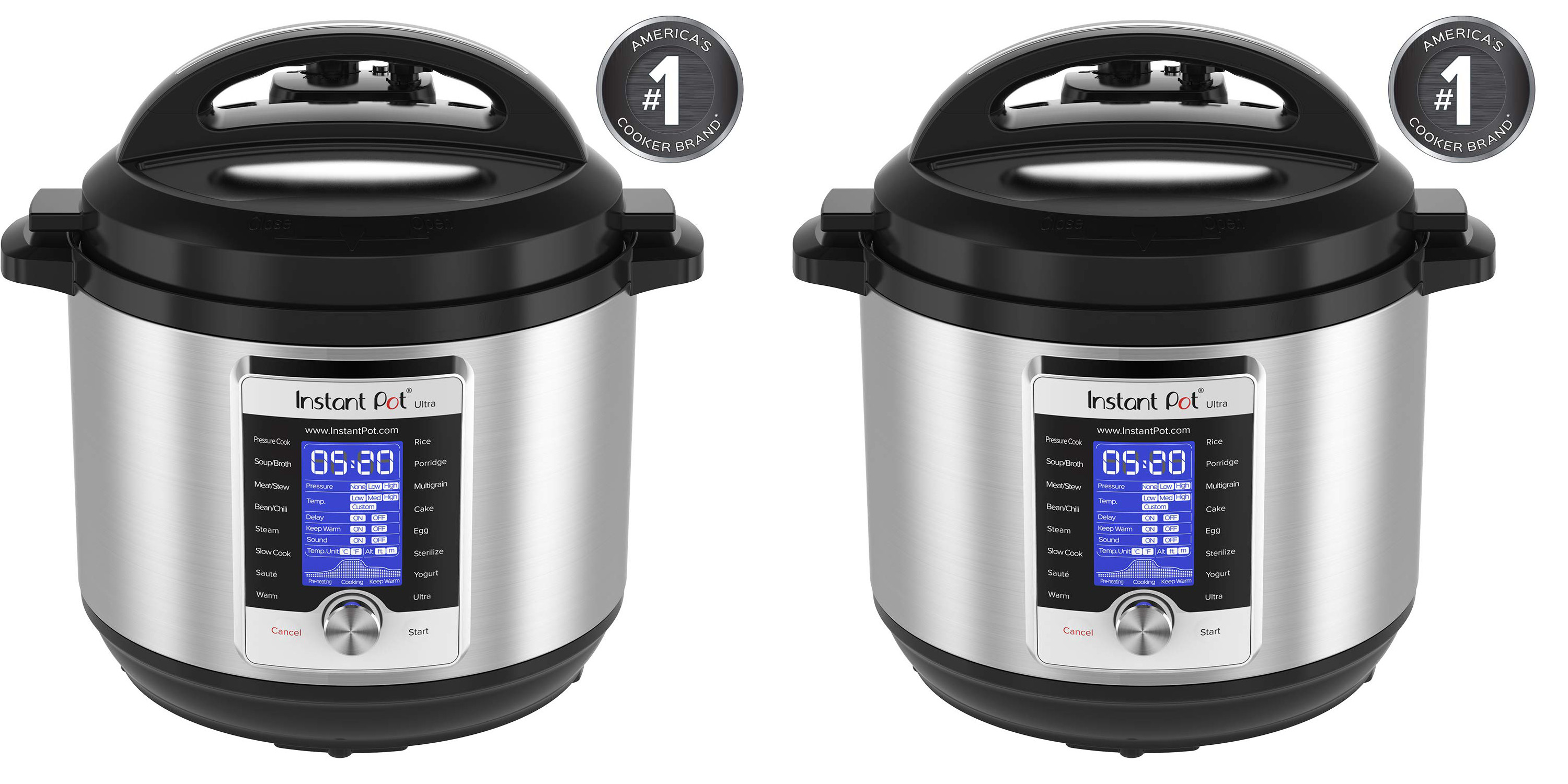 Bring home the family-sized Instant Pot Ultra 8-quart Multi Cooker for $119 shipped (Reg. $180)