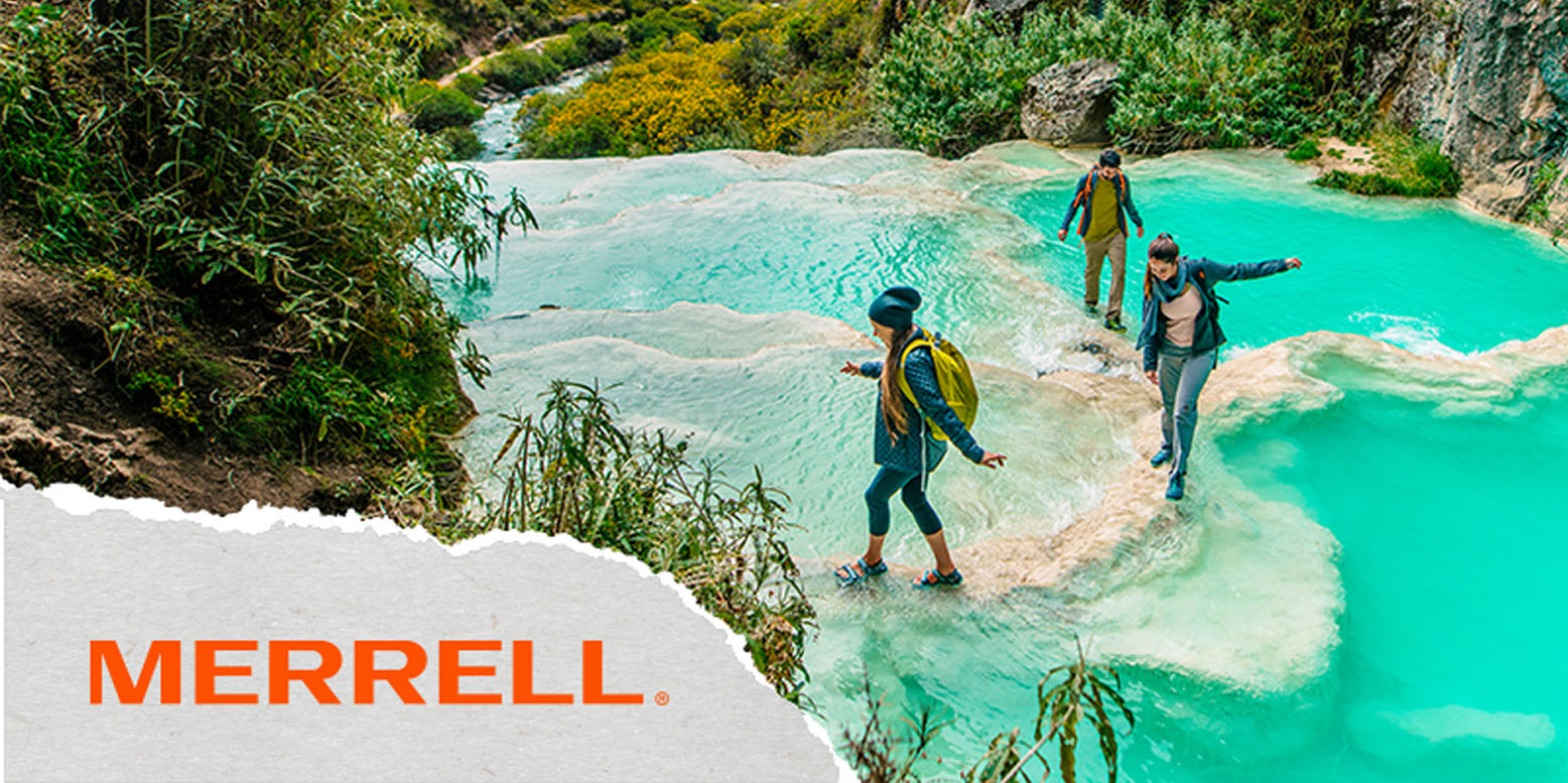 Merrell takes a rare 50% off select sale styles including sneakers & boots, two days only
