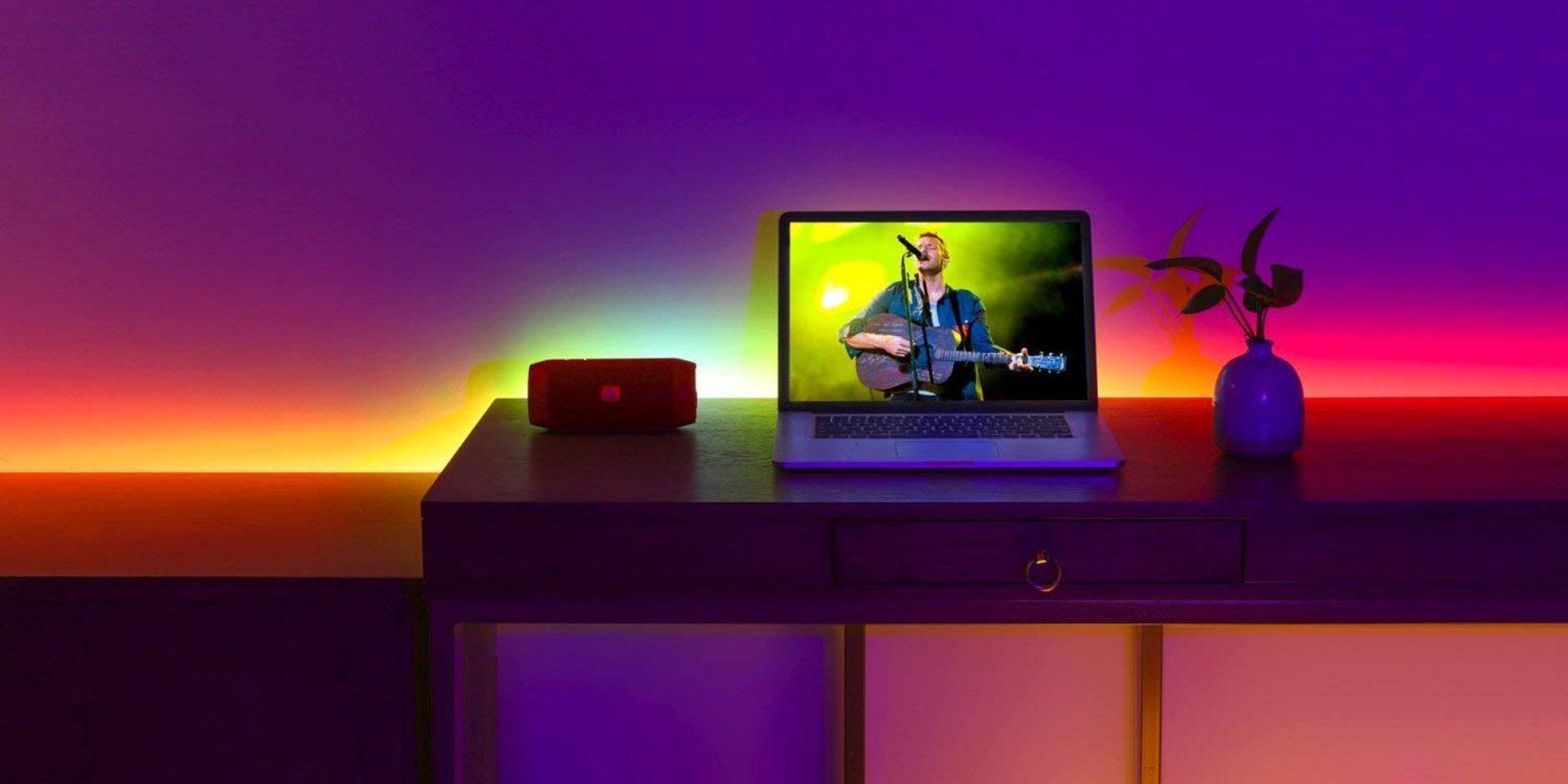 premium selection 1864f e72e3 Minger's smart light strip adds a splash of color to your ...