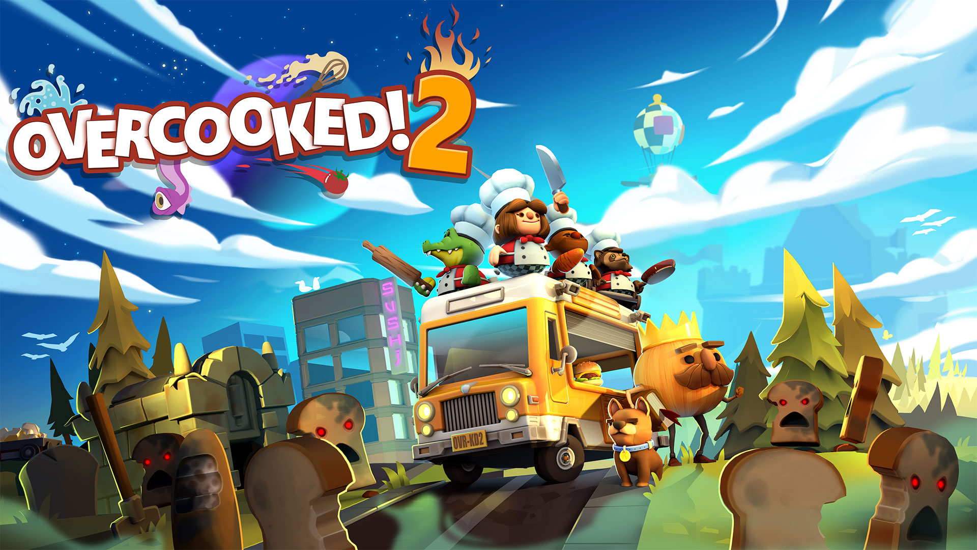 Today's Best Game Deals: Overcooked! 2 for Switch $19, Crash Bandicoot N. Sane Trilogy $24, more
