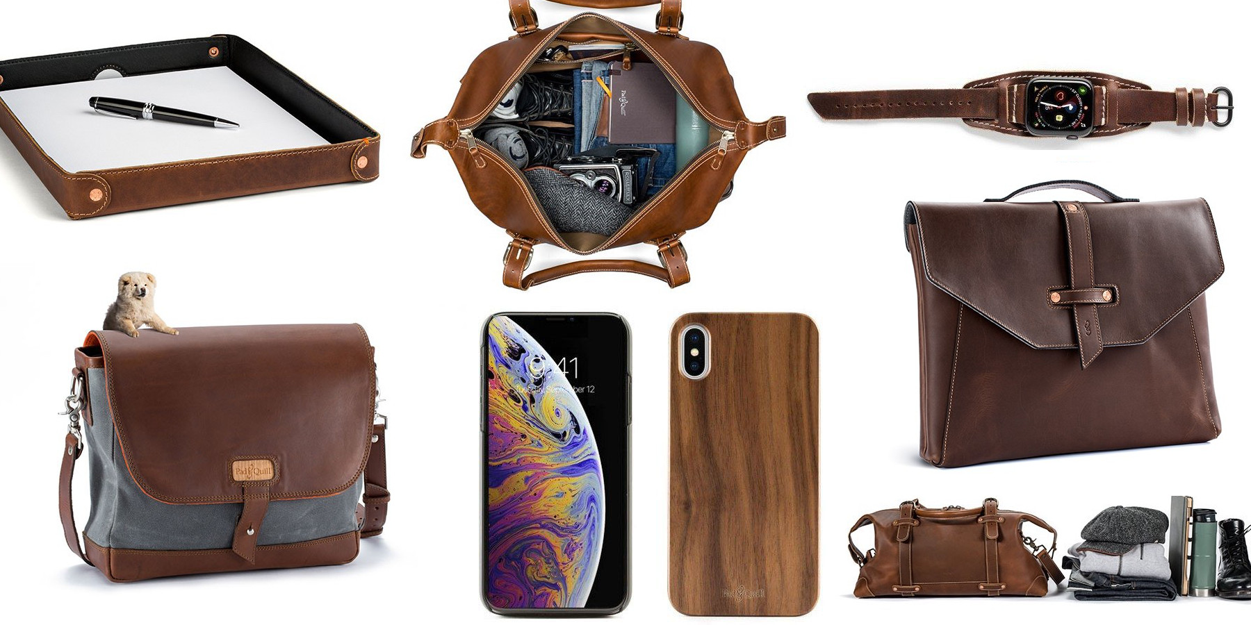 Pad & Quill offers up to $145 off MacBook bags, Apple Watch bands, desk accessories, more