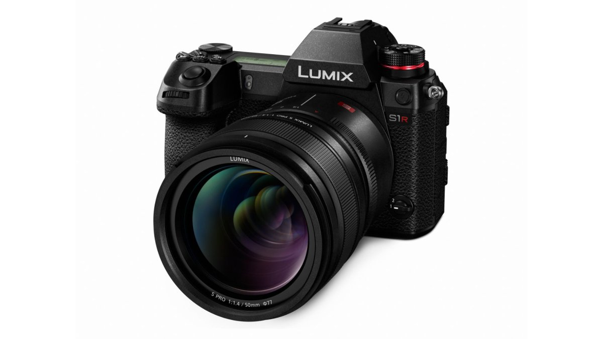Panasonic Lumix S Series