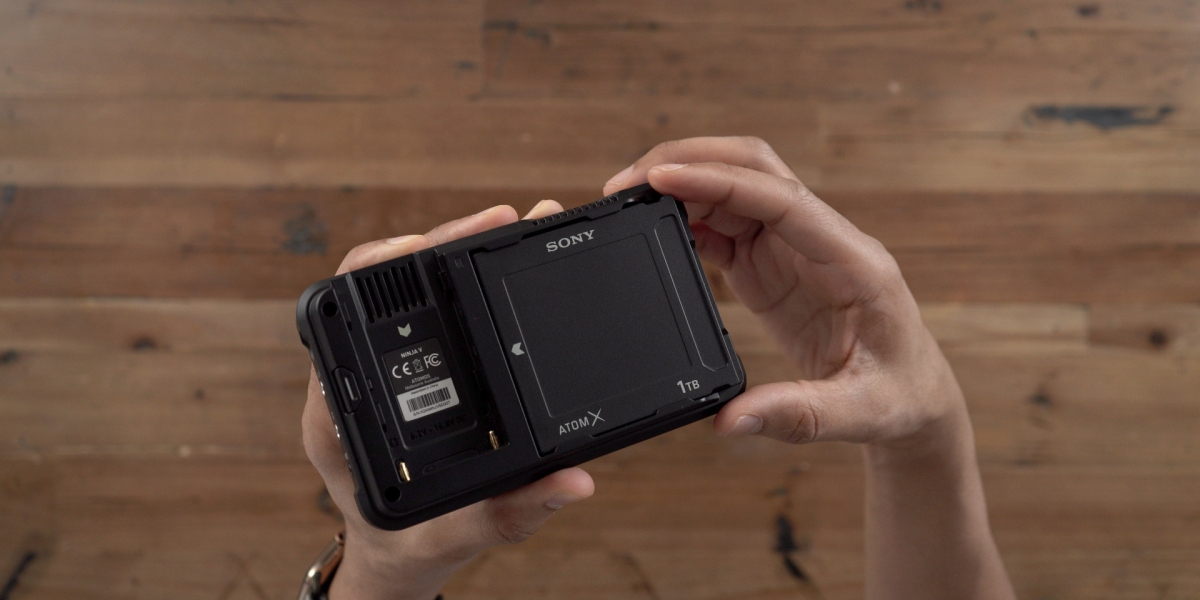 Sony AtomX SSDmini for Atomos Ninja V