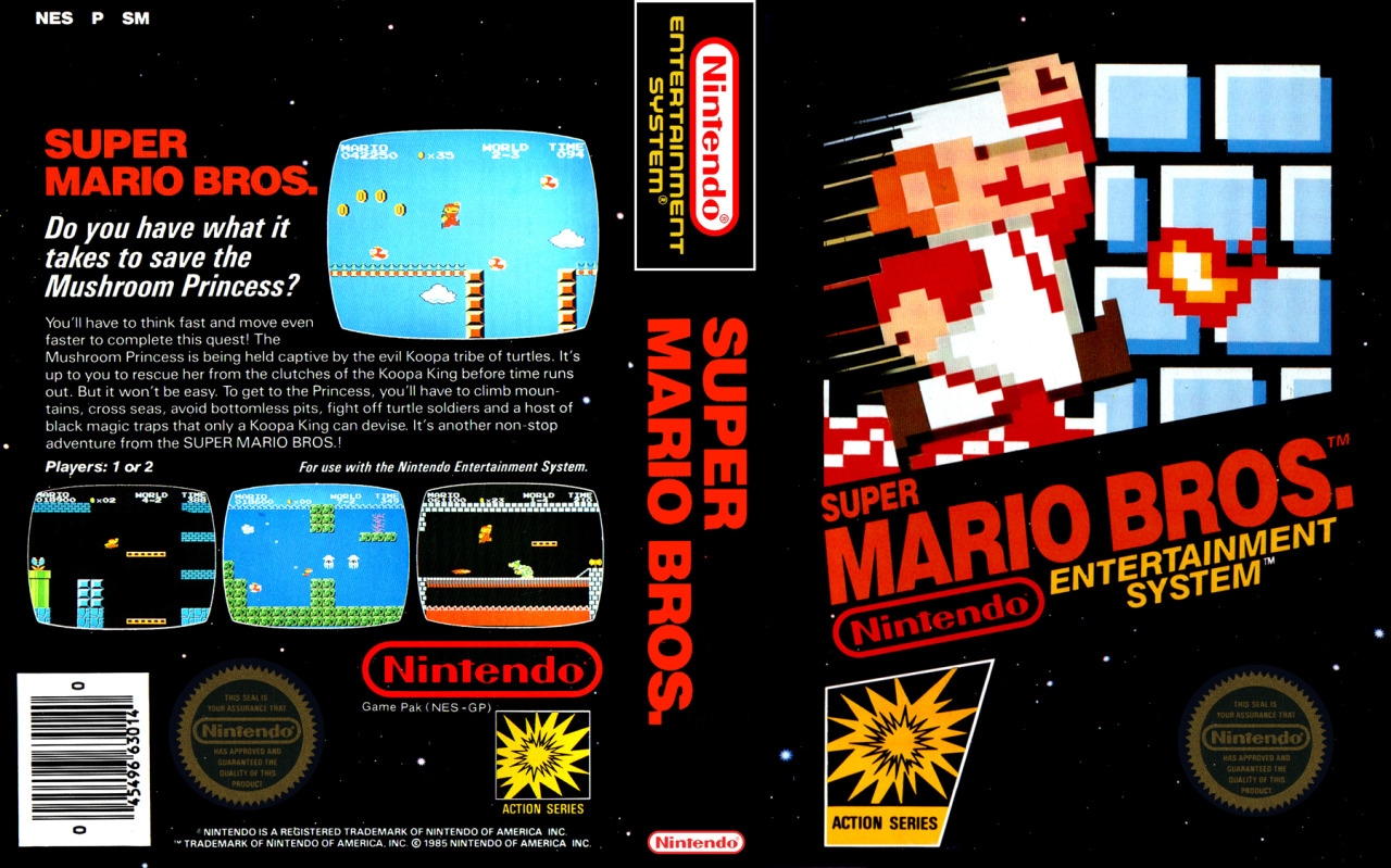 Super Mario Bros.is now the most expensive game ever sold
