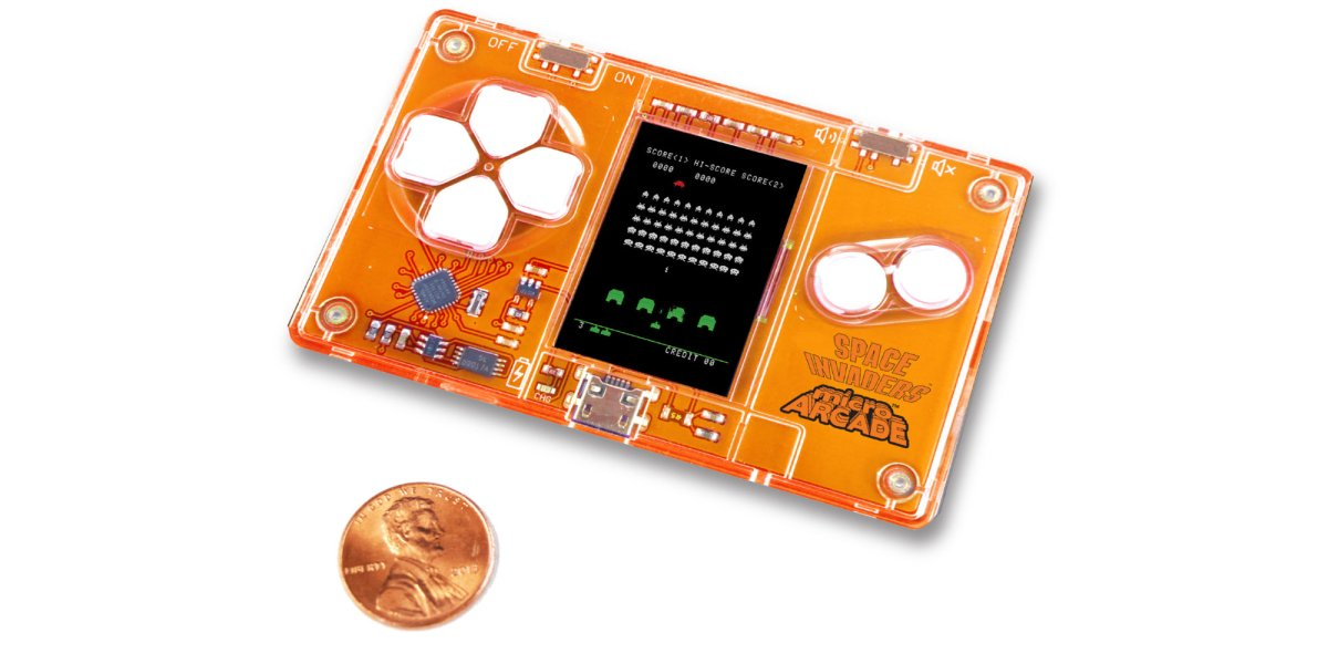 Super Impulse Micro Arcade