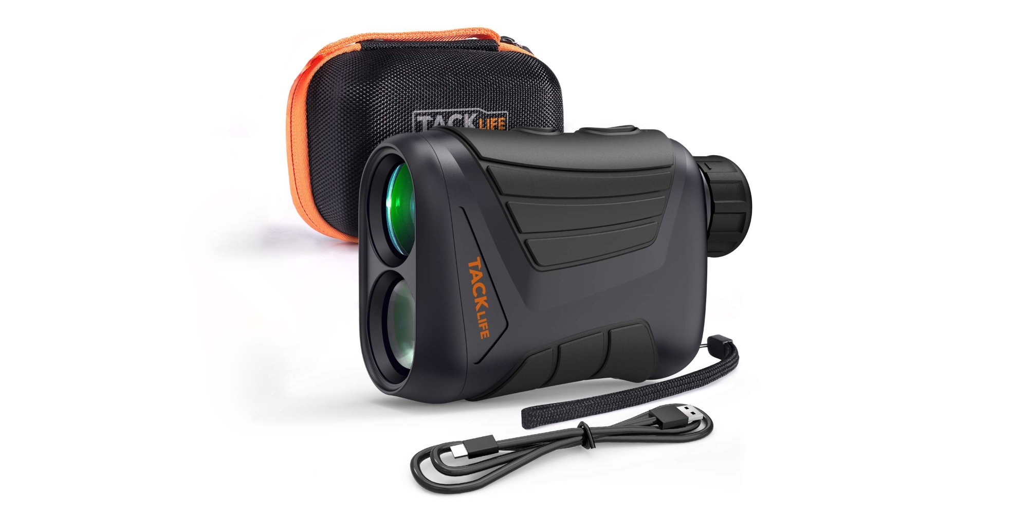 Head to the golf course w/ a 900-yard rangefinder for $59.50 shipped (Reg. $90)