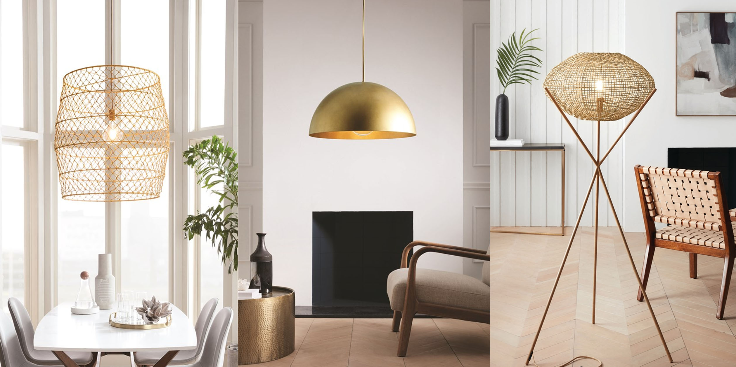 Target's new modern light collection collaborates with HGTV star Leanne Ford, deals from $30