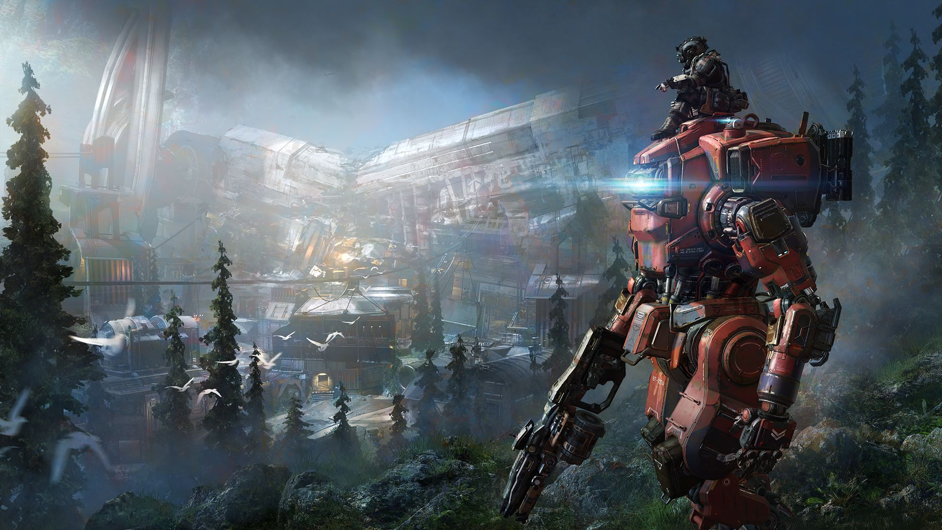 New Titanfall game scheduled for 2019 + another Star Wars title