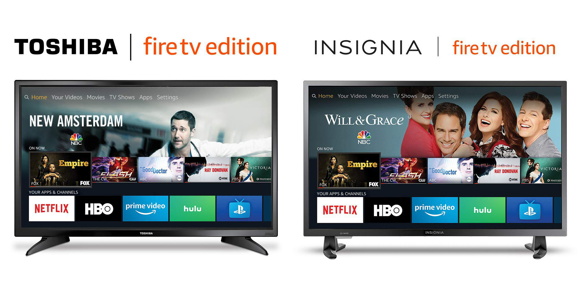 Amazon offers Smart Fire TV Edition HDTVs from just $100 shipped (Reg. $180, Today only)