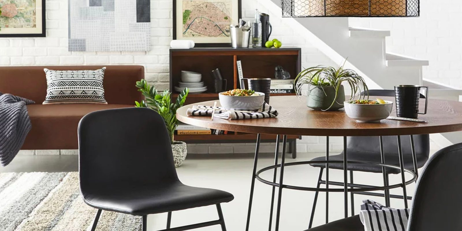 Walmarts new modern home line refreshes your space with furniture decor more from 20