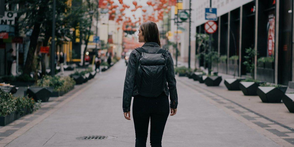 Wandrd VEER Inflatable Backpack