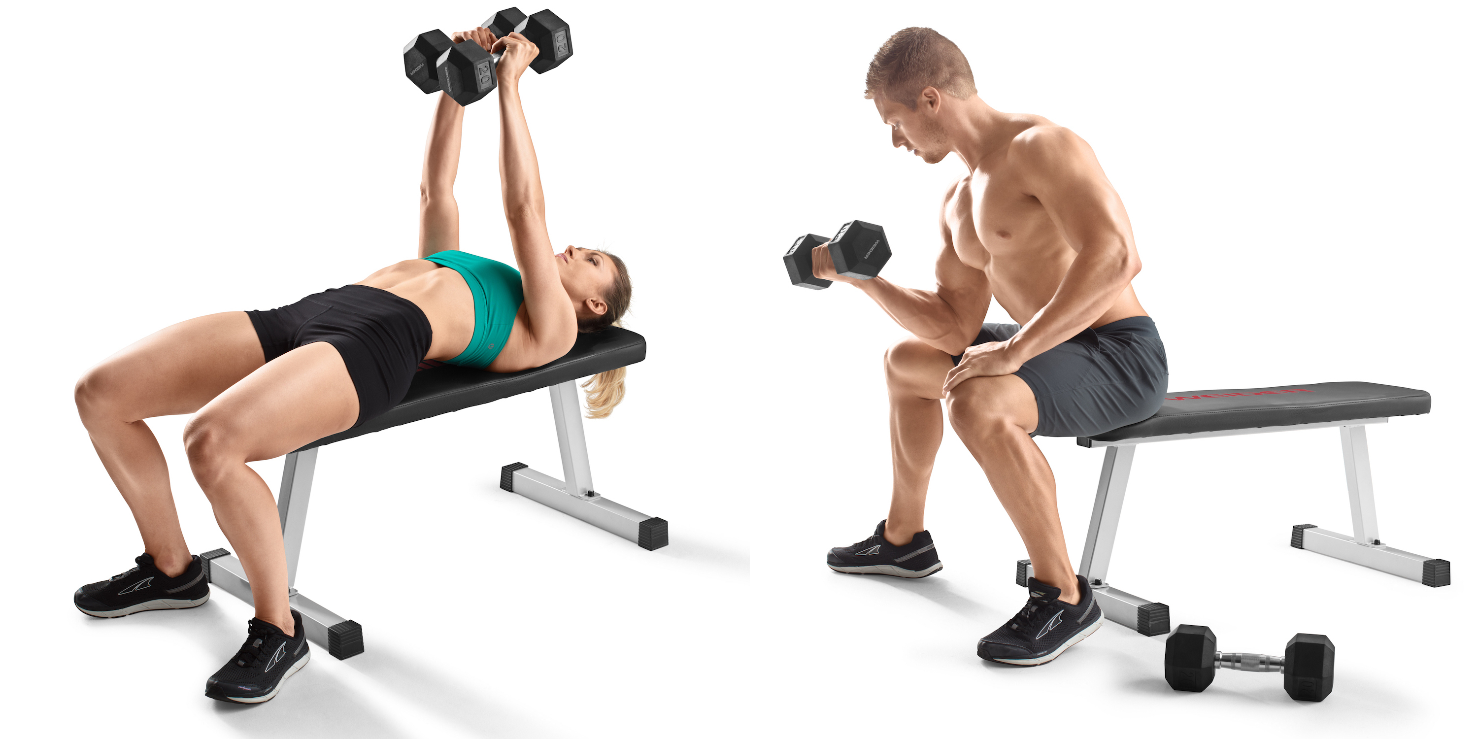Take Your Home Workouts Up A Notch W Weider S Flat Weight Bench For 30 35 Off 9to5toys