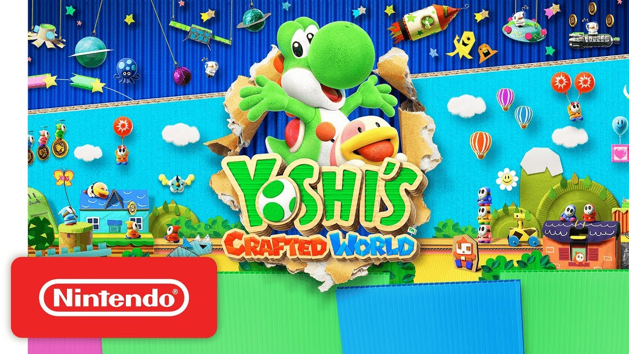 Yoshi's Crafted World at next Nintendo Direct?