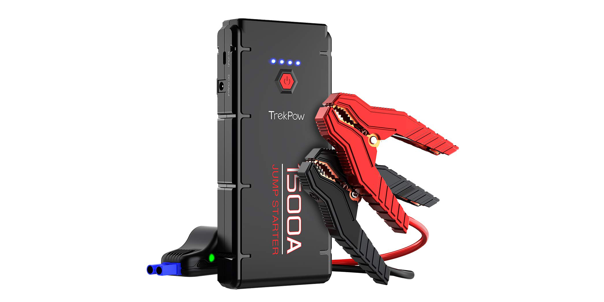 This 1500A car jump starter also has USB-C, more for $63 (Reg. $80+)