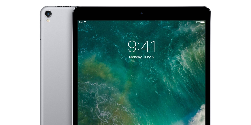 Apple's previous-generation 10.5-inch iPad Pro with Cell $299 off