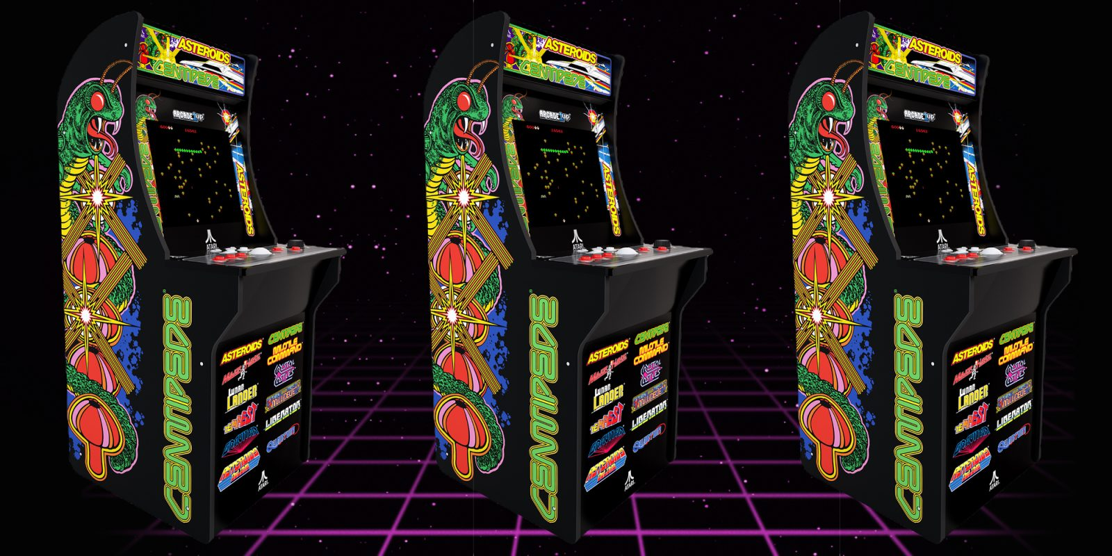 Complete your game room w/ Arcade1Up's Deluxe 12-in-1