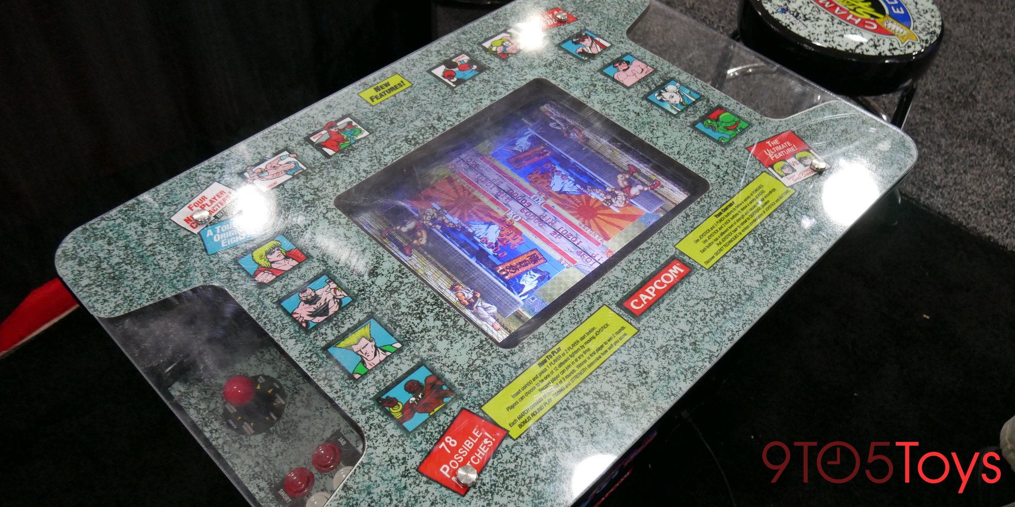 Arcade1Up Two-Player Table