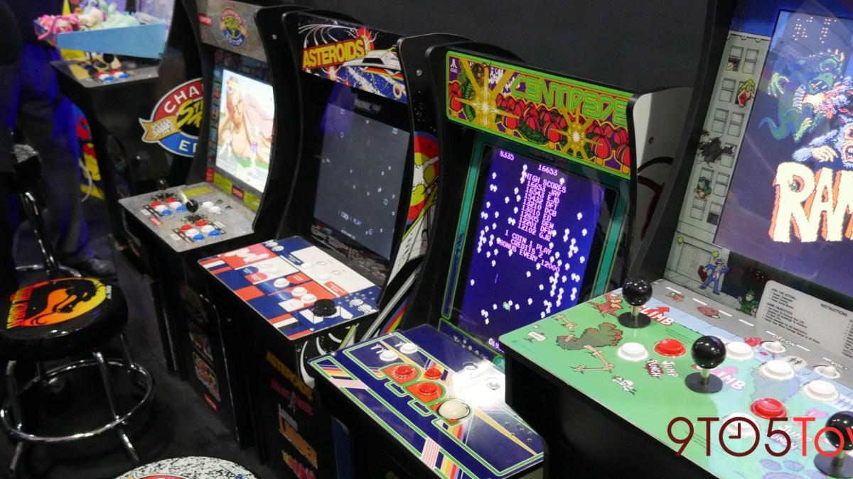Arcade1Up Arcade Cabinets