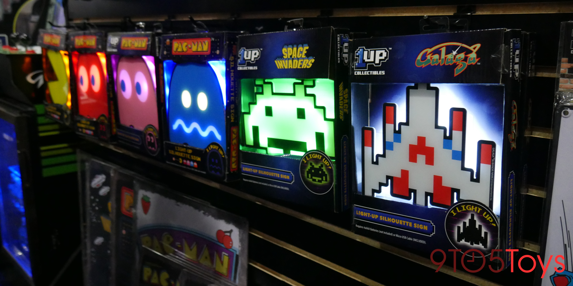 Arcade1Up Retro Lights